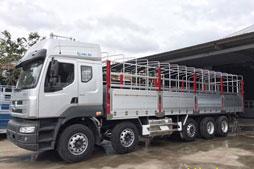 Xe tải Chenglong 5 chân
