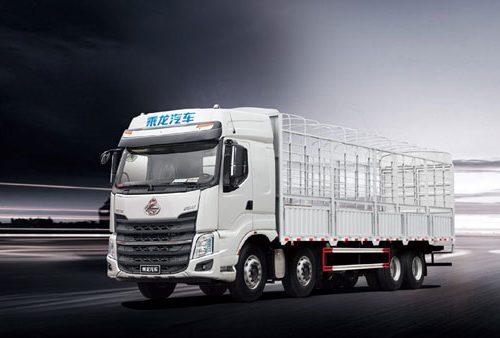 Xe tải Chenglong 4 chân