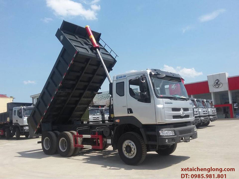 xe ben Chenglong 3 chân