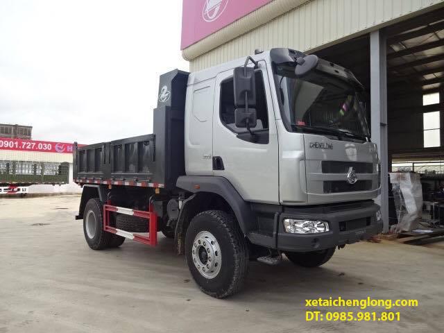 xe ben chenglong 8 tấn