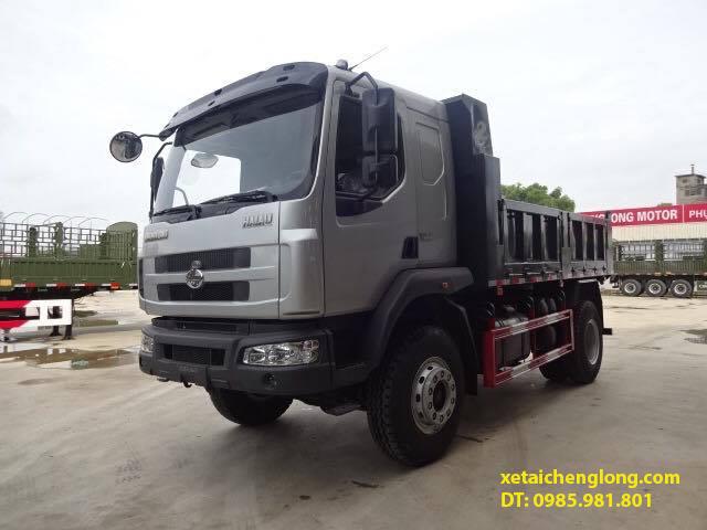 xe tải ben chenglong 8 tấn
