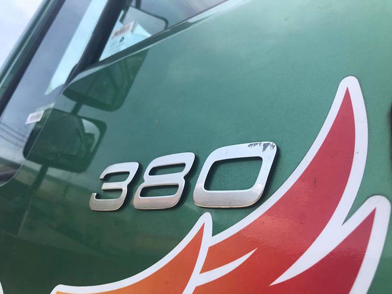 động cơ 380hp euro 5