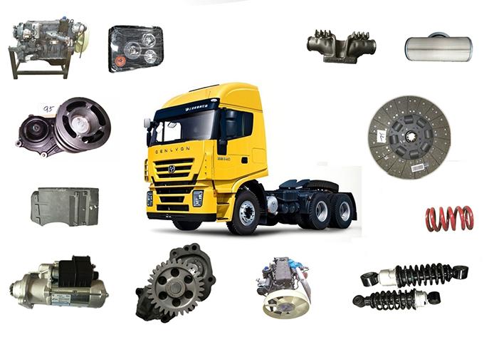 bán phụ tùng xe tải Trung Quốc
