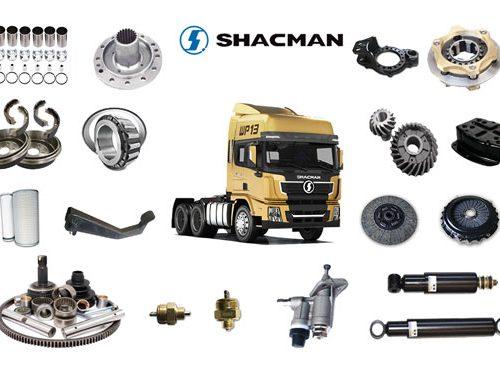 Ưu điểm & Cách tìm kiếm phụ tùng xe tải Shacman chính hãng